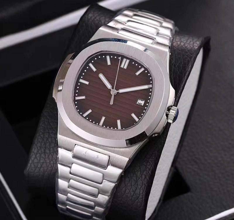 2019 Hot Seller Fashion Day Date Uhr volles Gelbgold Timeless Luxury Uhren Automatikuhren Herren Saphirglas Herren Kleid Handgelenk