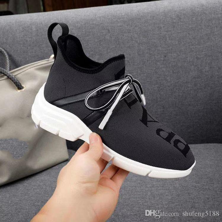 Espadrillas Mesh Casual Sommità bassa di disegno delle donne 2020 nuovo modo di estate stampa delle signore di marca di scarpe da ginnastica da donna scarpe basse 35-41