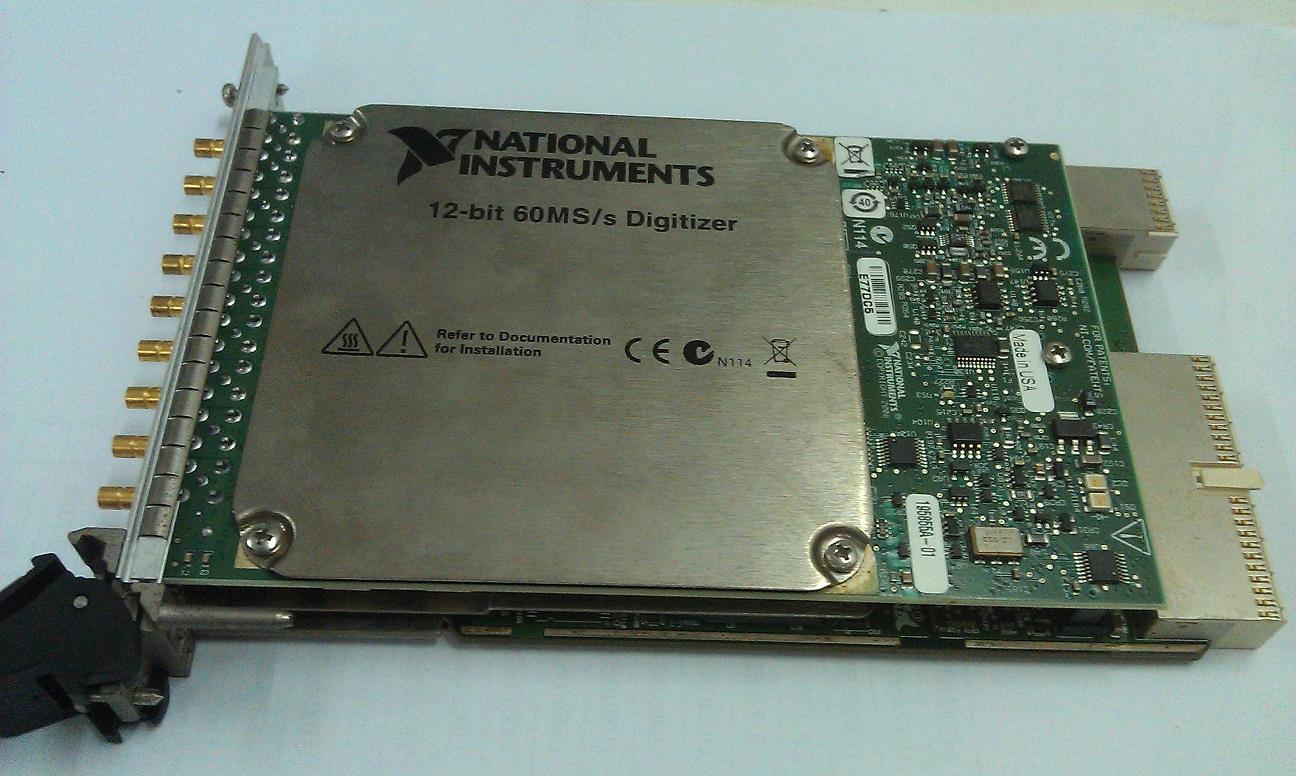 100% Probado obra perfecta para NI PXI-5105