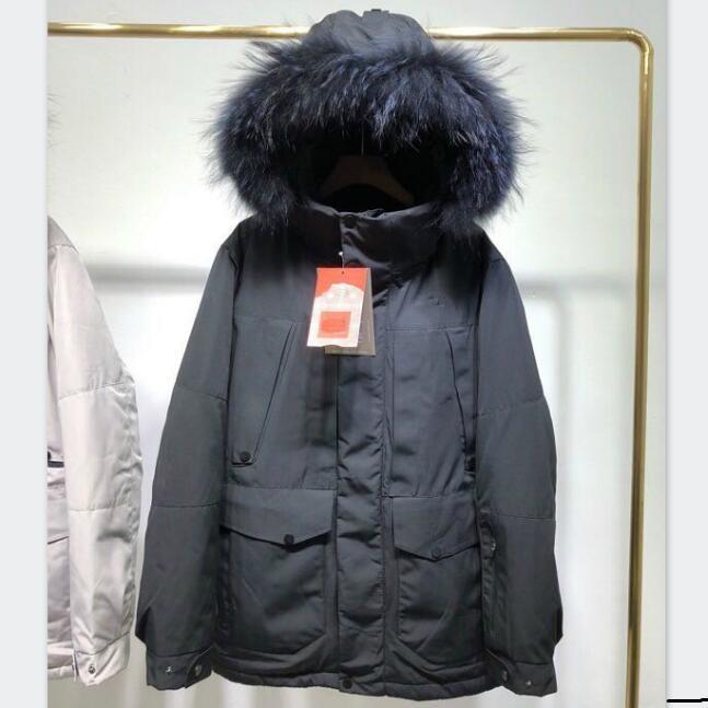 North Face Mens manteaux en duvet chaud Parkas veste pour hommes Veste bas logo Mode Outdoorwear manteau d'hiver Streetwear Clothings