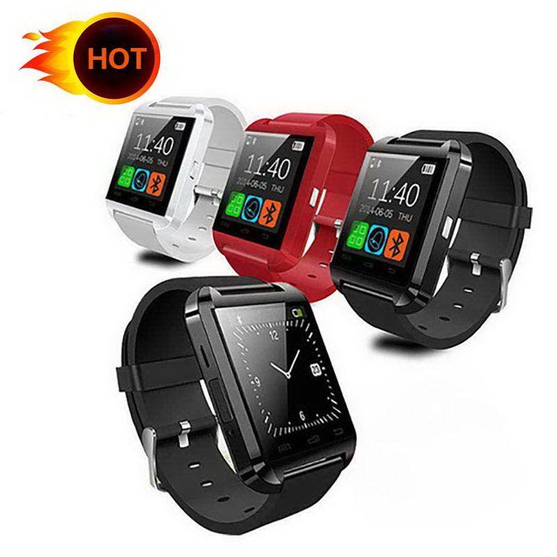 SmartWatch U8 블루투스 U8 스마트 시계 IOS 아이폰 아이폰 4 5 초 6 삼성 S4 참고 3 HTC 안드로이드 윈도우 Ios 전화 스마트