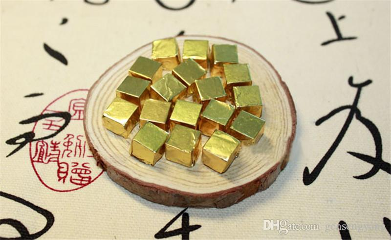 20 piezas de Puer ventas del té Crema maduro PU-erh de Yunnan de China Negro natural orgánico fermentado Puer Crema saludable comida caliente