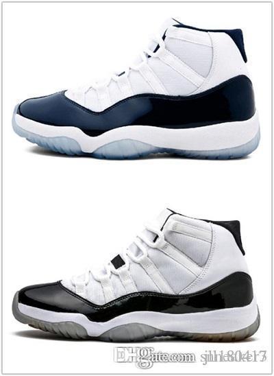 أحذية كرة السلة 11 كرة السلة جديد nike air jordan retro 11 11S كونكورد 45 البلاتين تينت الفضاء جام جيم الأحمر وين الأفاعي مصمم أحذية رياضية للرجال الرياضة مع مربع
