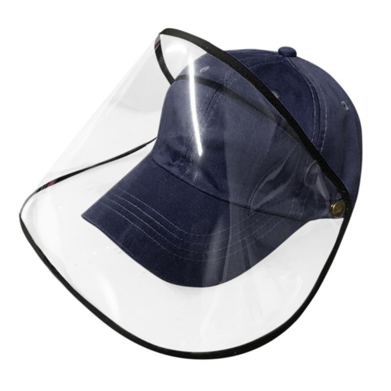 Protective Cap Contra Gotas Dust-proof e Sun-removíveis BEISEBOL meninos e meninas das crianças Eye Caps # 3