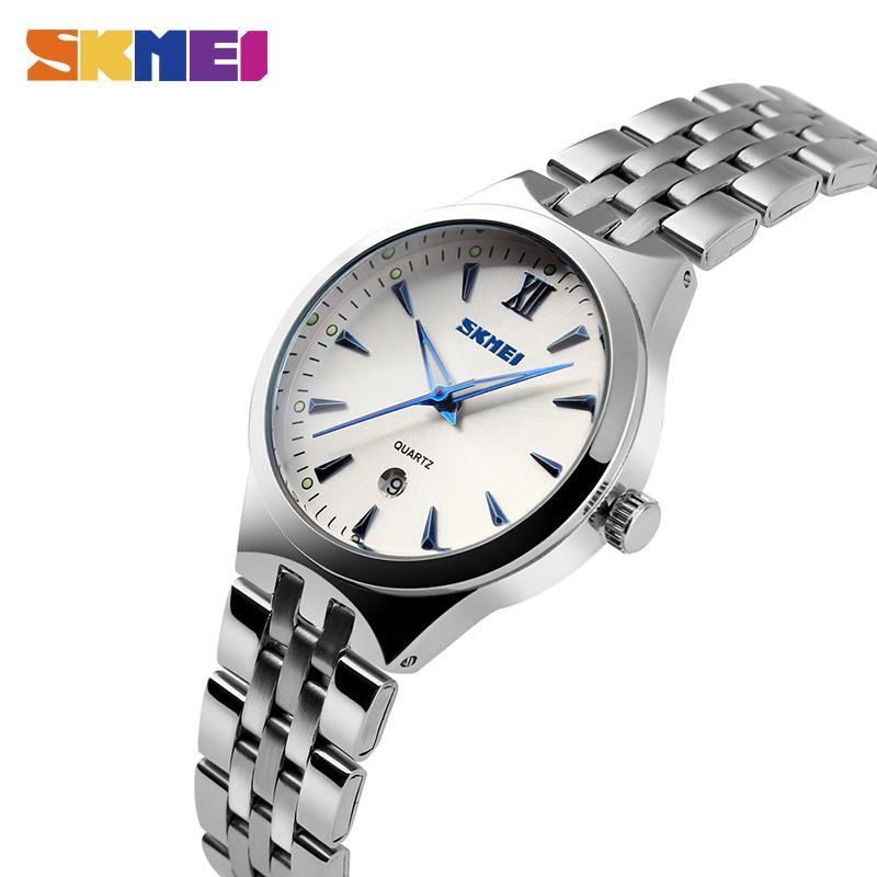 9071 masculino relogio SKMEI Erkek Saatler Top Marka Lüks Takvim Moda İzle 3bar Su geçirmez Kuvars saatı