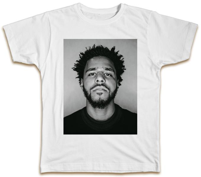 j cole shirts in store
