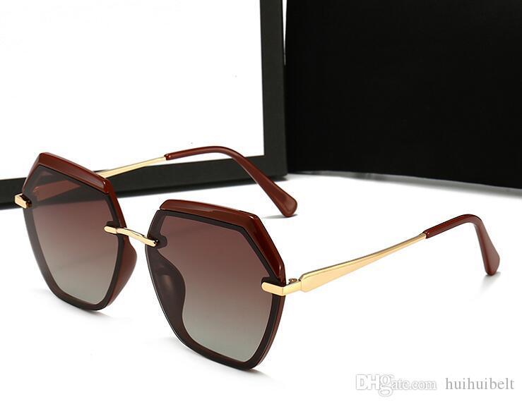 Der Außenhandel grenzüberschreitenden Barock-Stil Sonnenbrille modernen Retro-Trend Straße schießen Modell Laufsteg Sonnenbrille 86227