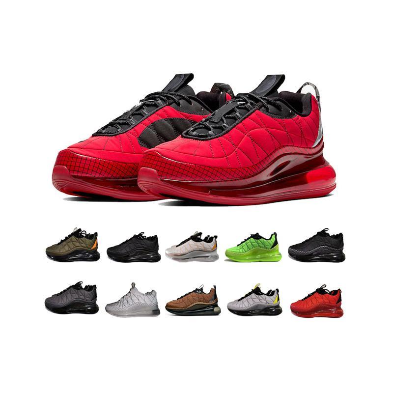 Xshfbcl 2020 nuovi uomini di arrivo scarpe da ginnastica di marca mx 720-818 scarpe da corsa shports universty rosso rame metallico spazio universo