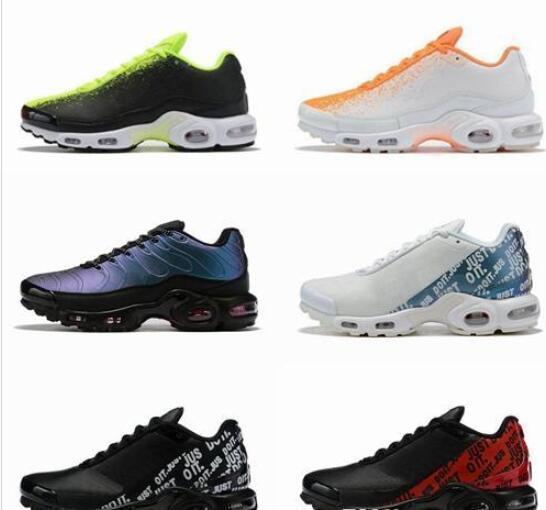 Designer Plus Tn Se Laser Fucsia Uomo Scarpe da corsa Chaussures Plus Tn GP Mercurial Atletico Arancione Bianco Sport Uomo Sneakers Sneakers