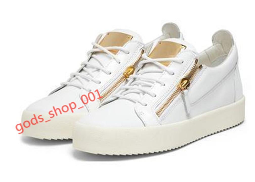 Giuseppe Zanotti shoes новый продукт партия Hococal дизайнер пара Xshfb кожи высокого верха шпилька моды случайные плоские туфли с красной подошвой роскошные туфли размер 36-45