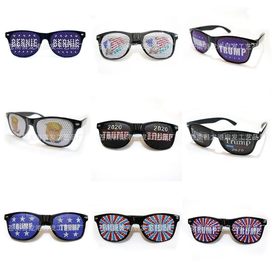 New Fashion One Piece Sunglasses Trump Europa e nos Estados Unidos a Trend personalidade colorida Modelos Explosão Sunglasses Cross-Border # 541