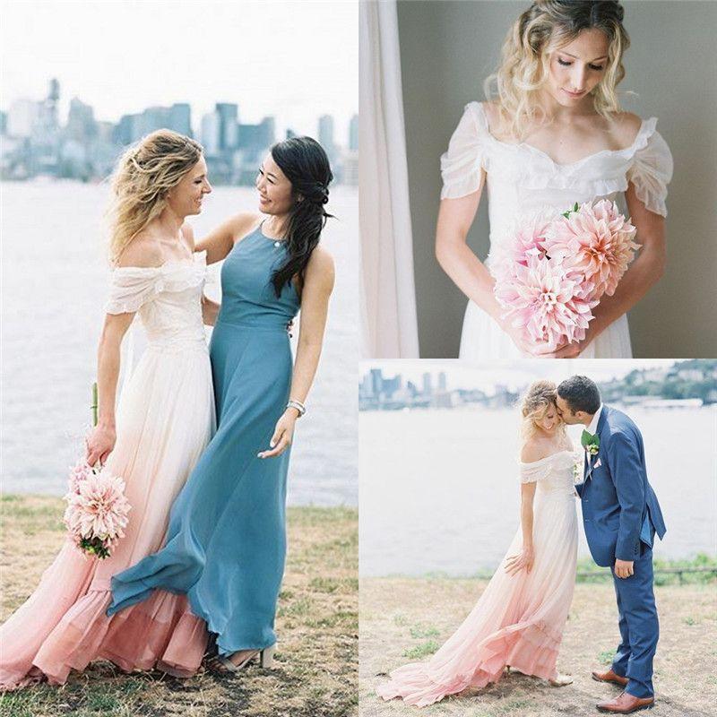 Elegant Off Shoulder Aline Prom Dresses Long Formal Dress with Tulle Train Custom Made Evening Gown