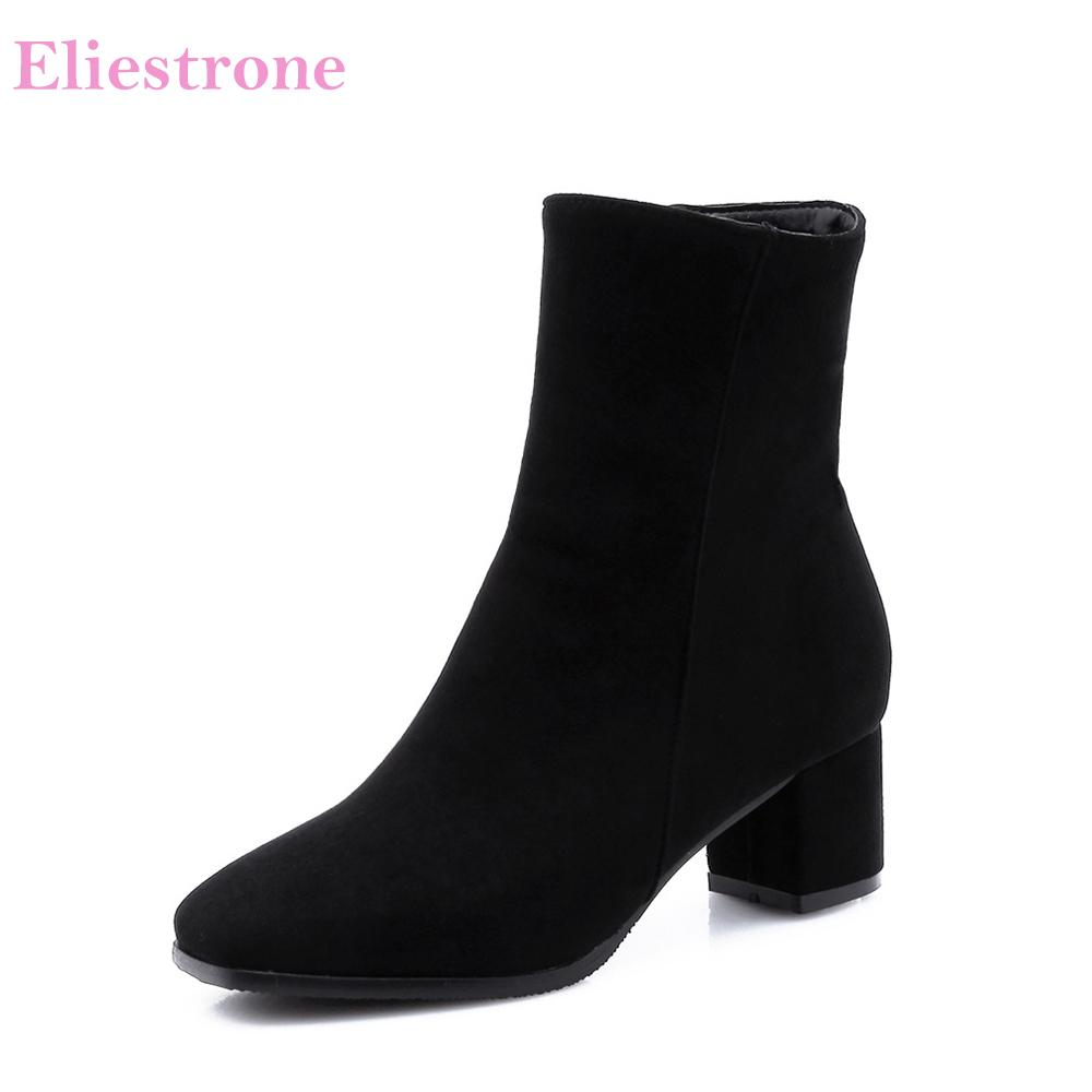 Yeni Moda Sarı Siyah Kadın Elbise Boots Seksi Yüksek Topuklar Lady Gelin Ayakkabıları HG230 Artı Küçük Büyük Beden 12 28 43 52