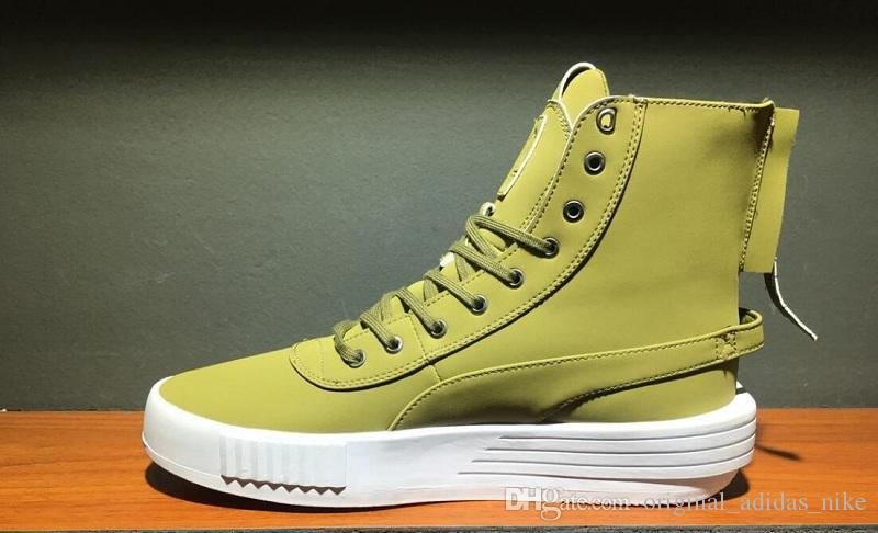 Autumun Ankle Boots Sneakers R698 Men