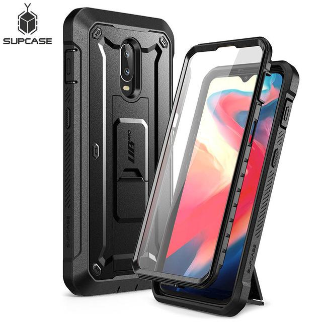 heap Fitted Cases For One Plus 6T Case SUPCASE UB Pro Heavy Duty Full-Body Rugged Holster Peotective Case with Built-in Screen Protector&...