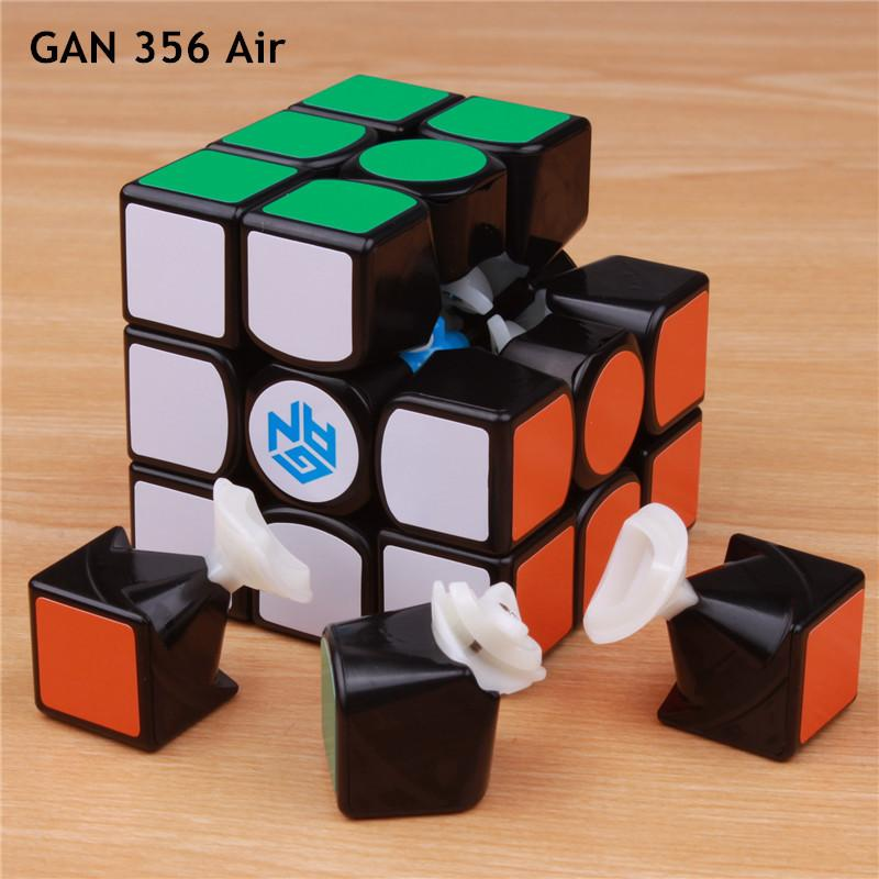 Gan 356 Air SM v2 Master puzzle magnetic magic speed cube 3x3x3 professional gans cube gan356 magnets toys GAN 356 RS Y200428