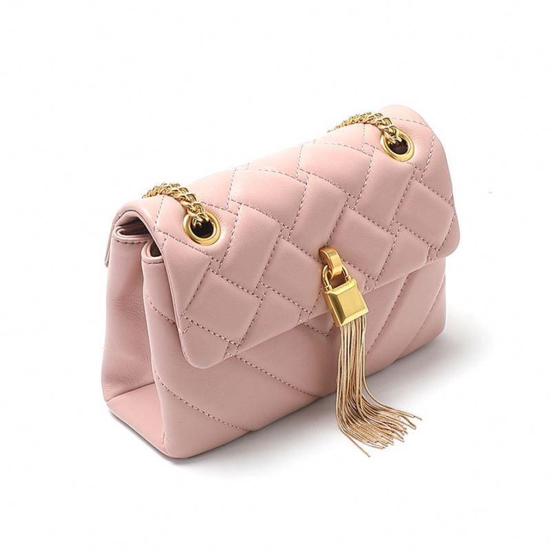 Leder Schlangenhaut Handtasche Kuh-Entwurf-Pelz-Handtaschen-Schulter-Beutel-Frauen-Messenger Echt Qualitäts-Streifen-China-Lieferanten