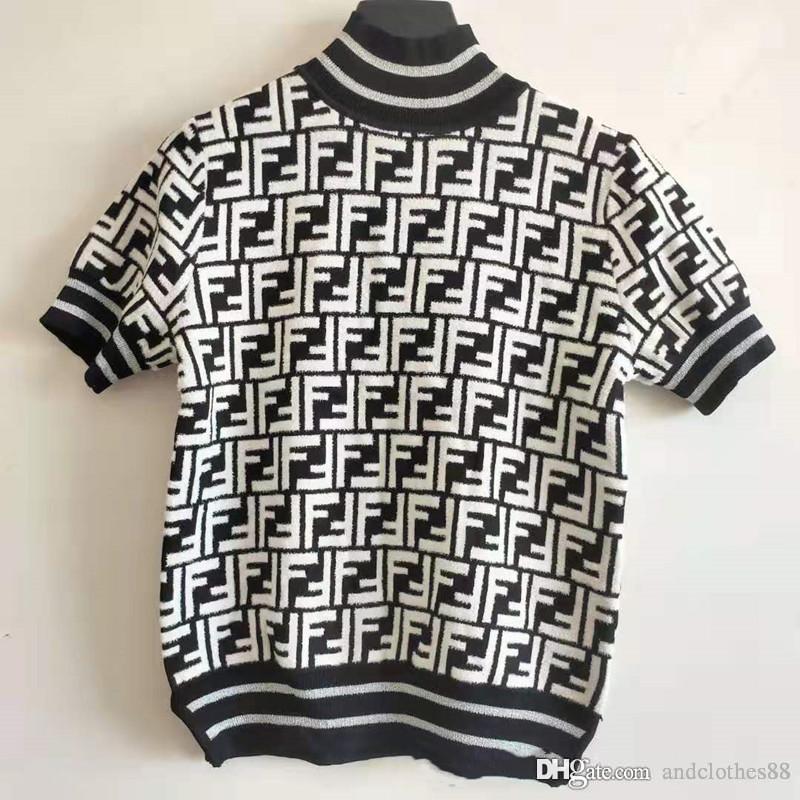 2020 automne et l'hiver Femmes Covered la tête d'impression en tricot shirt Cardigan femmes Outwear des femmes de concepteur Pull Taille S-L