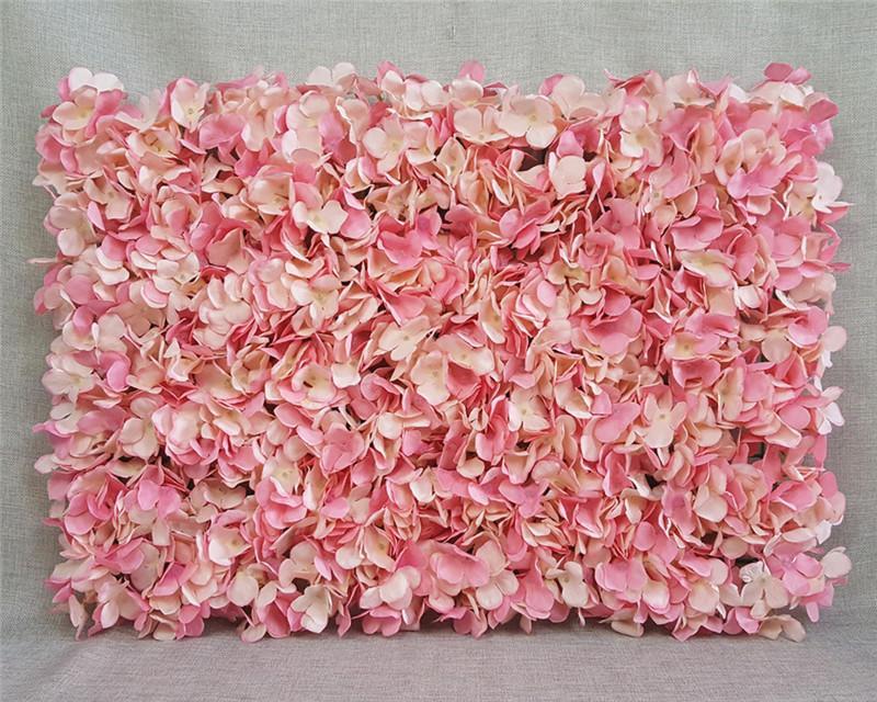 Yeni Satış - Yapay Çiçekler Duvar 40 * 60cm Düğün Dekorasyon Duvar Şenlikli Dekor Studio Arkaplan Dekorasyon için kullanılır