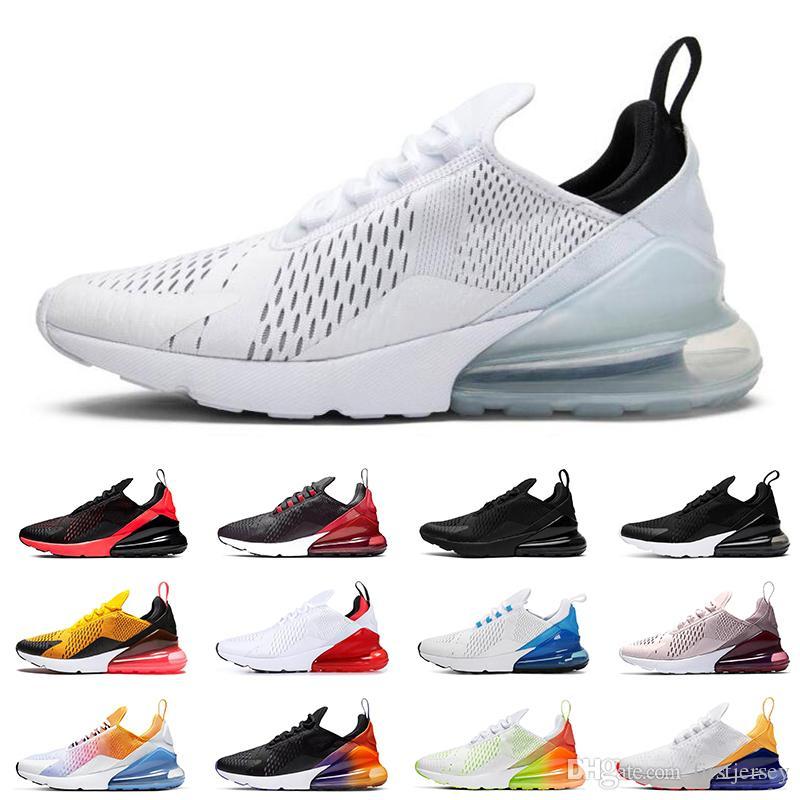 Les nouvelles chaussures de course hommes Bred photo bleu triple formateurs sneakers sport travestissement blanc noir Université poinçon Red Hot Oreo rose size36-45