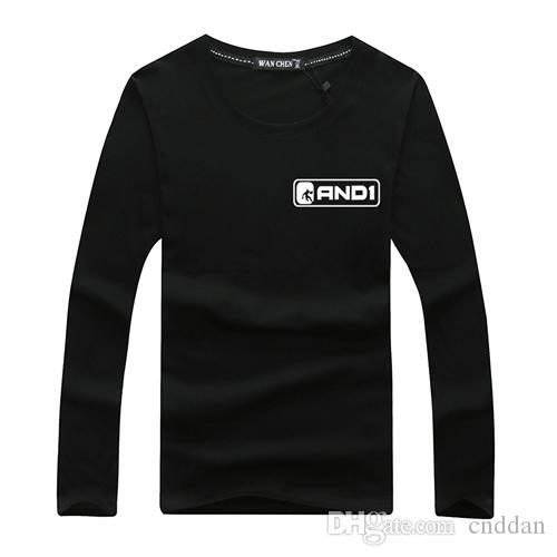 Erkek Tasarımcı T Shirt Uzun Kollu T-Shrits Büyük Boy Moda 100% Pamuk T-shirt Erkekler Moda Spor Coccer Ball Giymek Rahat Tee CXAND
