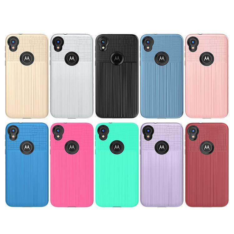 Для Motorola Moto E6 G7 Power G7 PALY Metropcs Броня чехол для Samsung Galaxy A10E A20 S10 plus S10e селфи Противоударный чехол для телефона