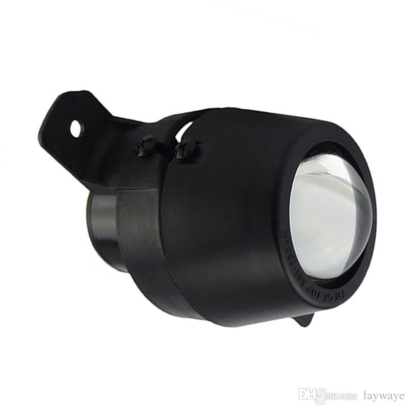 Amortecedor dianteiro alta baixa feixe lente esporte levou halogênio escondido h11 h16 lâmpada nevoeiro acender o suporte para NASSIN NV 400 2011 2018