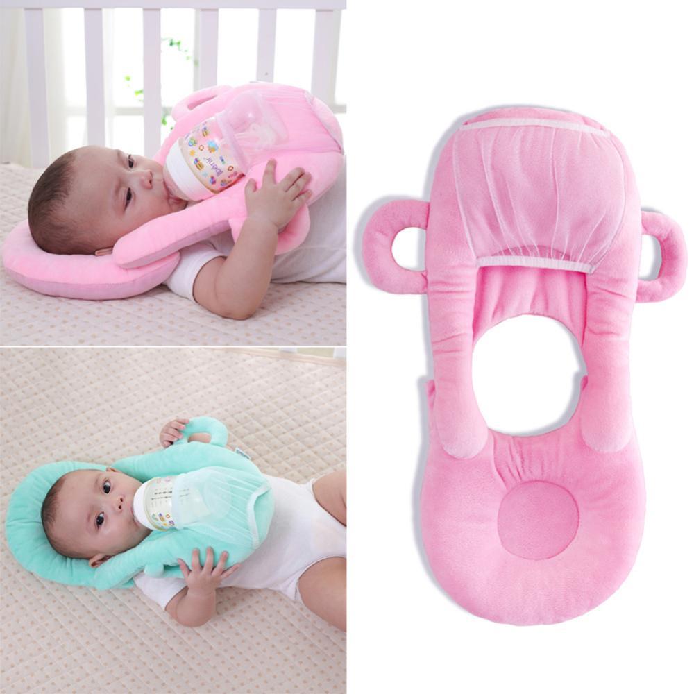 الطفل الرضيع التمريض U على شكل وسادة الطفل الوليد تغذية دعم وسادة وسادة منع شقة وسادات رئيس مكافحة البصق الحليب