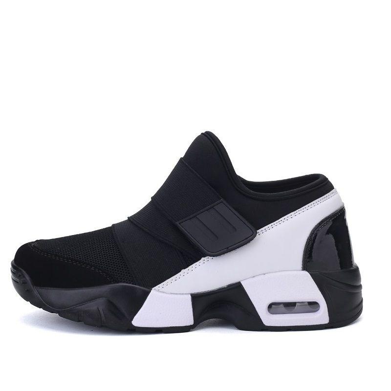 Лето Мужской сетка обувь Мода весна Дышащих Узелки Кроссовки Кроссовки Big Plus Размер 39-44 Мужчина Обувь Мужчина Кроссовки