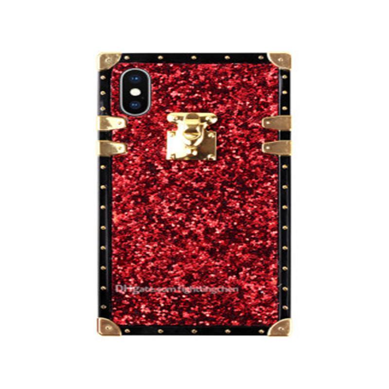 Moda caso di stile moderno il nuovo disegno di Paillette Telefono Ins Hot Phone Shell di alta qualità della luce casse del telefono