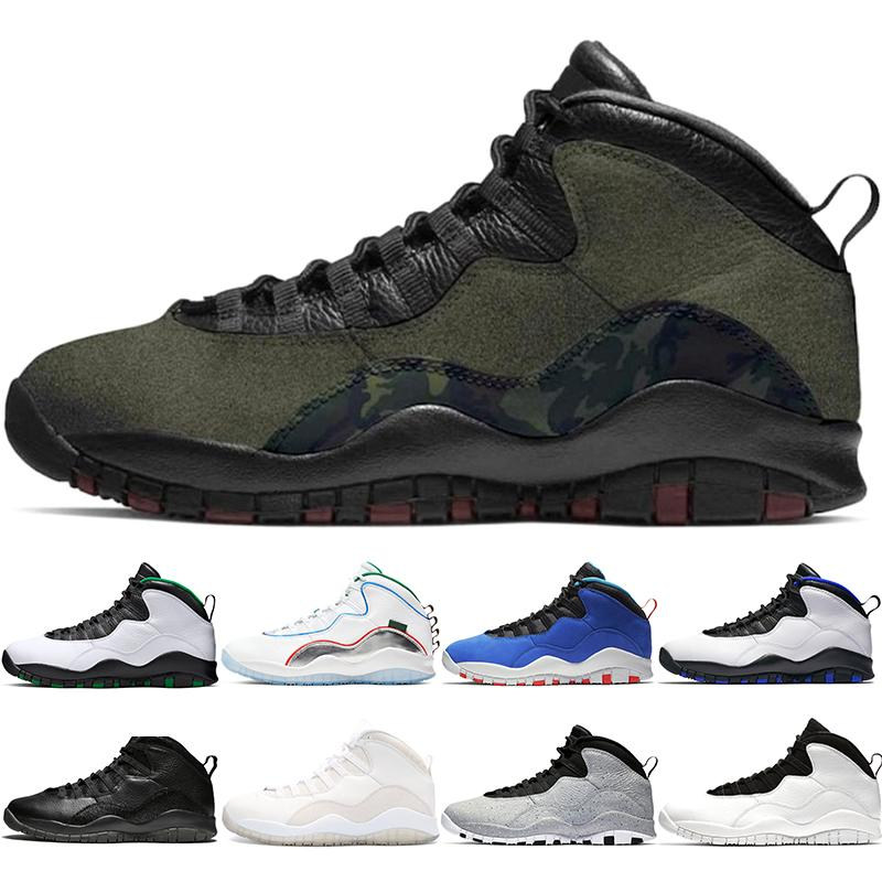 2020 Basketball Shoes 10 10s Men Wings