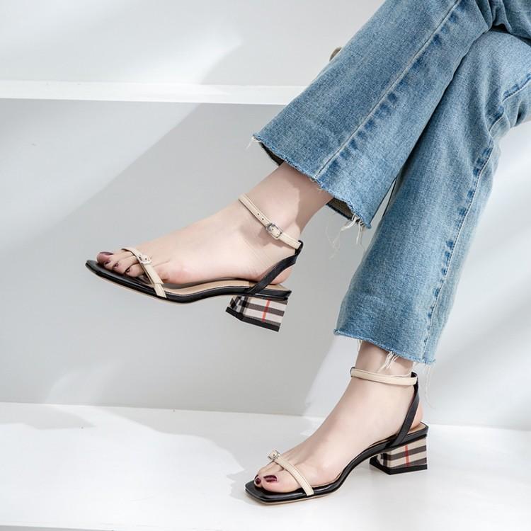 High Heels Sandals Women Shoes Woman