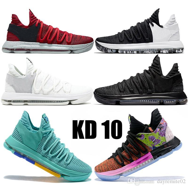 2020 KD 10 X Elite Mid Kevin Durant BHM