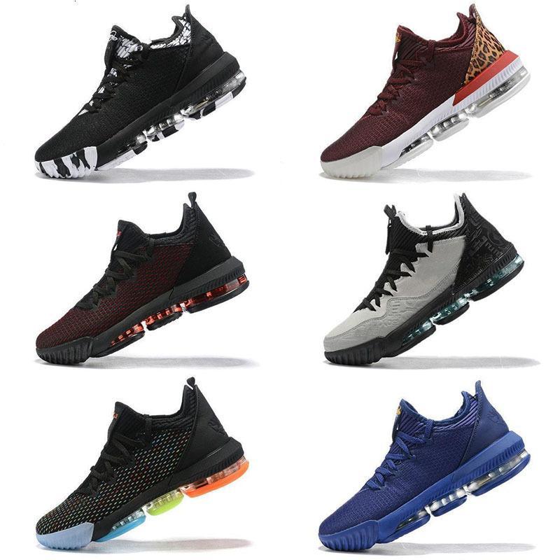 mens baratos lebron 16 sapatos baixos crianças de basquete para venda Exército Verde Black Gold Tan jovens Bred crianças novo tênis LeBrons sneakers