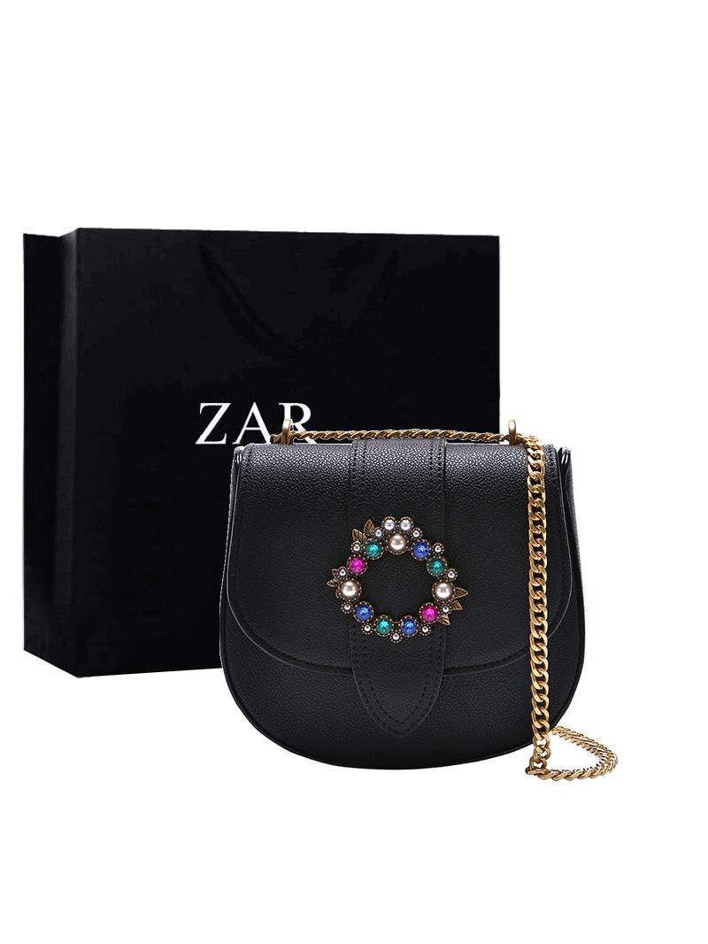 Mulher Pacote 2019 Jitter pequeno Ck Saddle Pacote de Luxo Lady Bag Inverno All-jogo Mensageiro Ombro Único Deusa Temperamento Bolsas