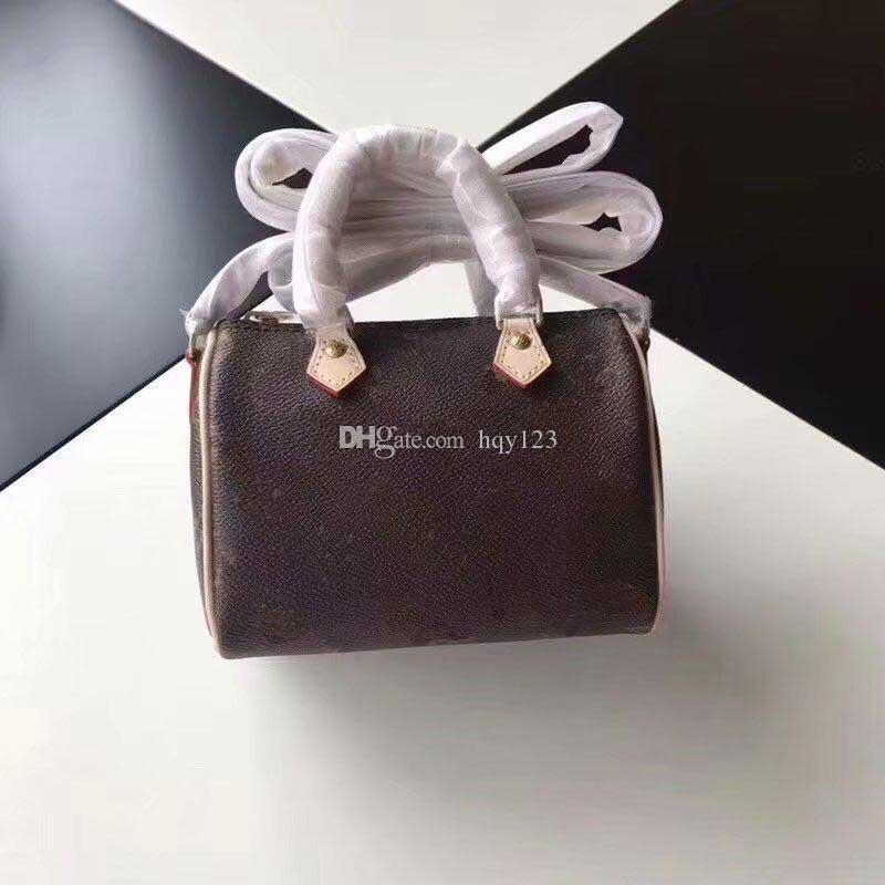 حقائب اليد الفاخرة مصمم المحافظ NANO SPEEDY