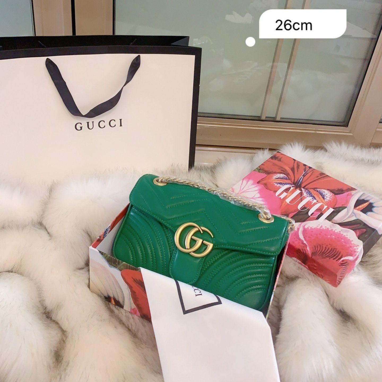 Designer Borse a tracolla classica donne di lusso di marca borse sacchetto del messaggio della signora Crossbody marsupio Ragazze di spalla casuale Bag 2 Dimensioni 2020628K