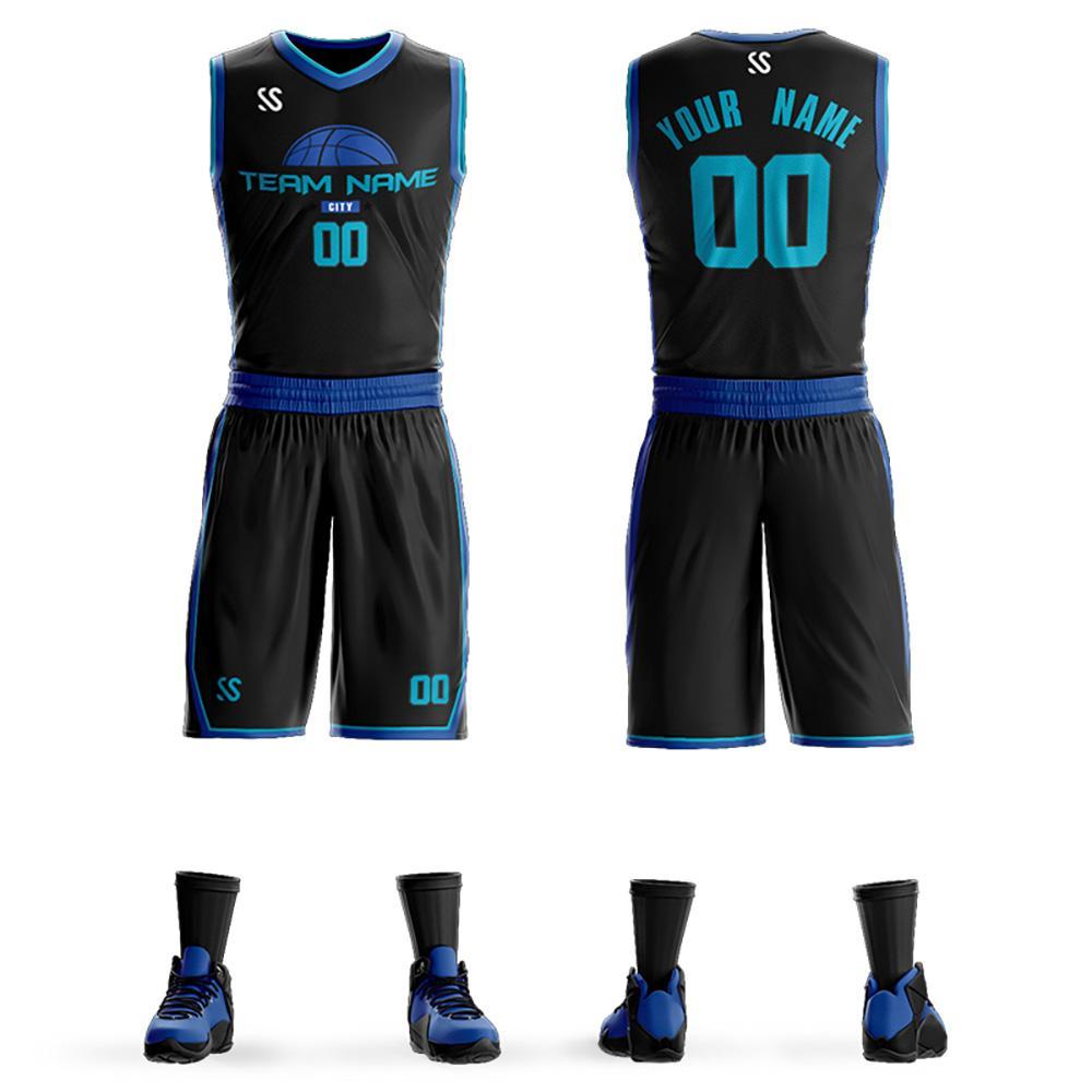 Мужчины колледж носит баскетбольные майки дышащая униформа 2019 с коротким рукавом пустой колледж баскетбольная команда взрослые дети спортивная подготовка