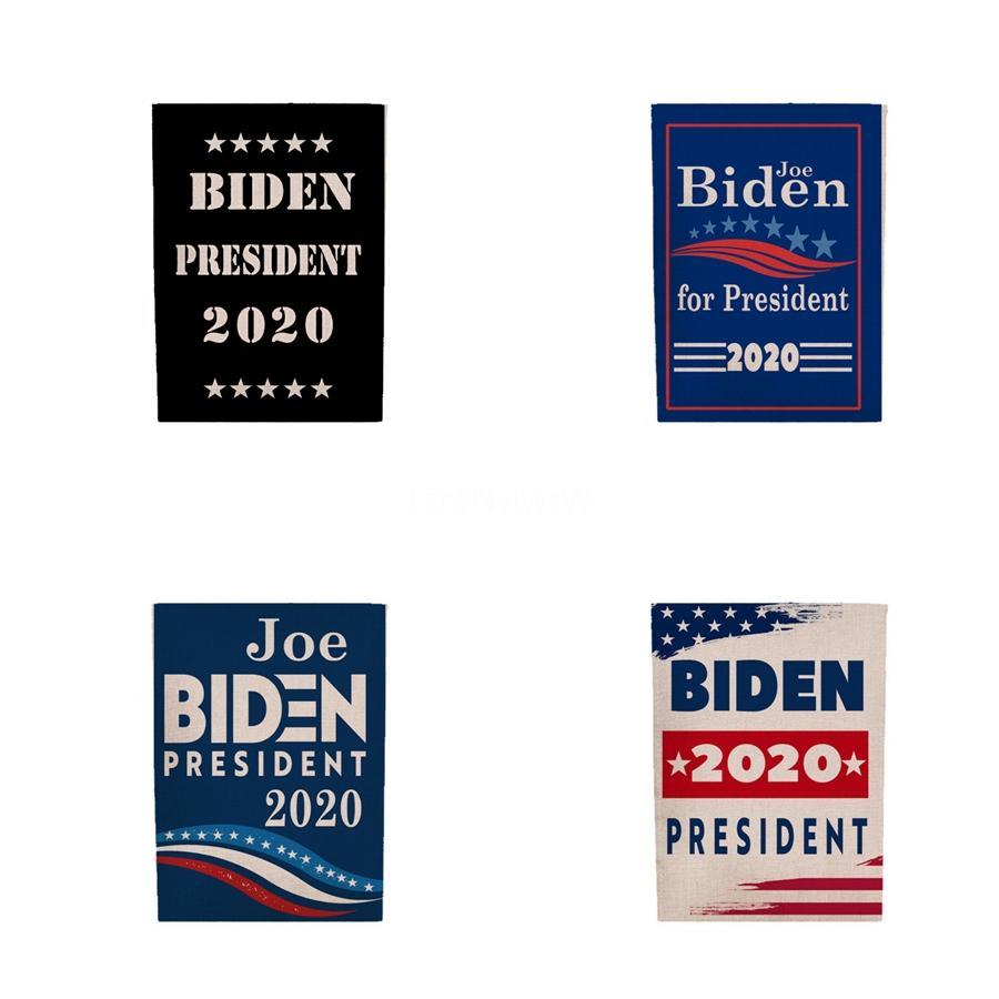 2019Fashion Байден флаг 2020 45*30СМ творческий Дональд держать Америку великой цифровой печати США баннер главная партия декор #871