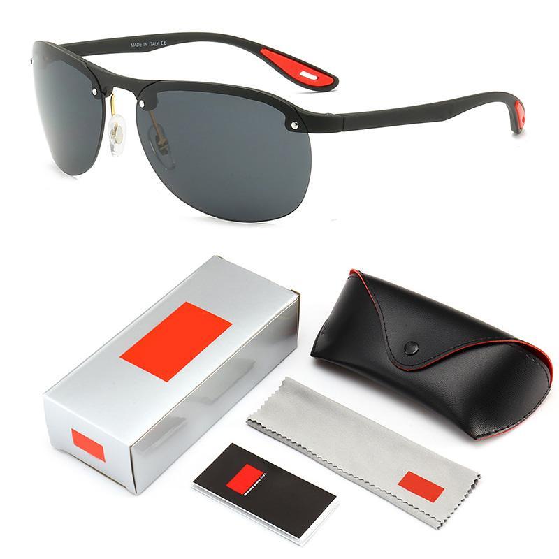 2020 Новые женщины классический стиль солнцезащитные очки с логотипом и коробки мужчины очки низкая цена высокое качество солнцезащитных очков бесплатную доставку 4307