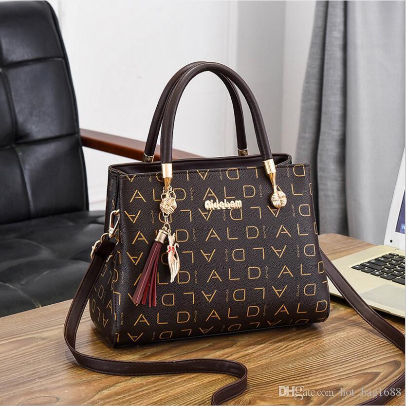 HBP-Europa Mulheres Montaigne Bolsa Totes Bag Famoso Designer Bolsas Senhoras Moda Feminina Sacos de Compras M41056 Mochila