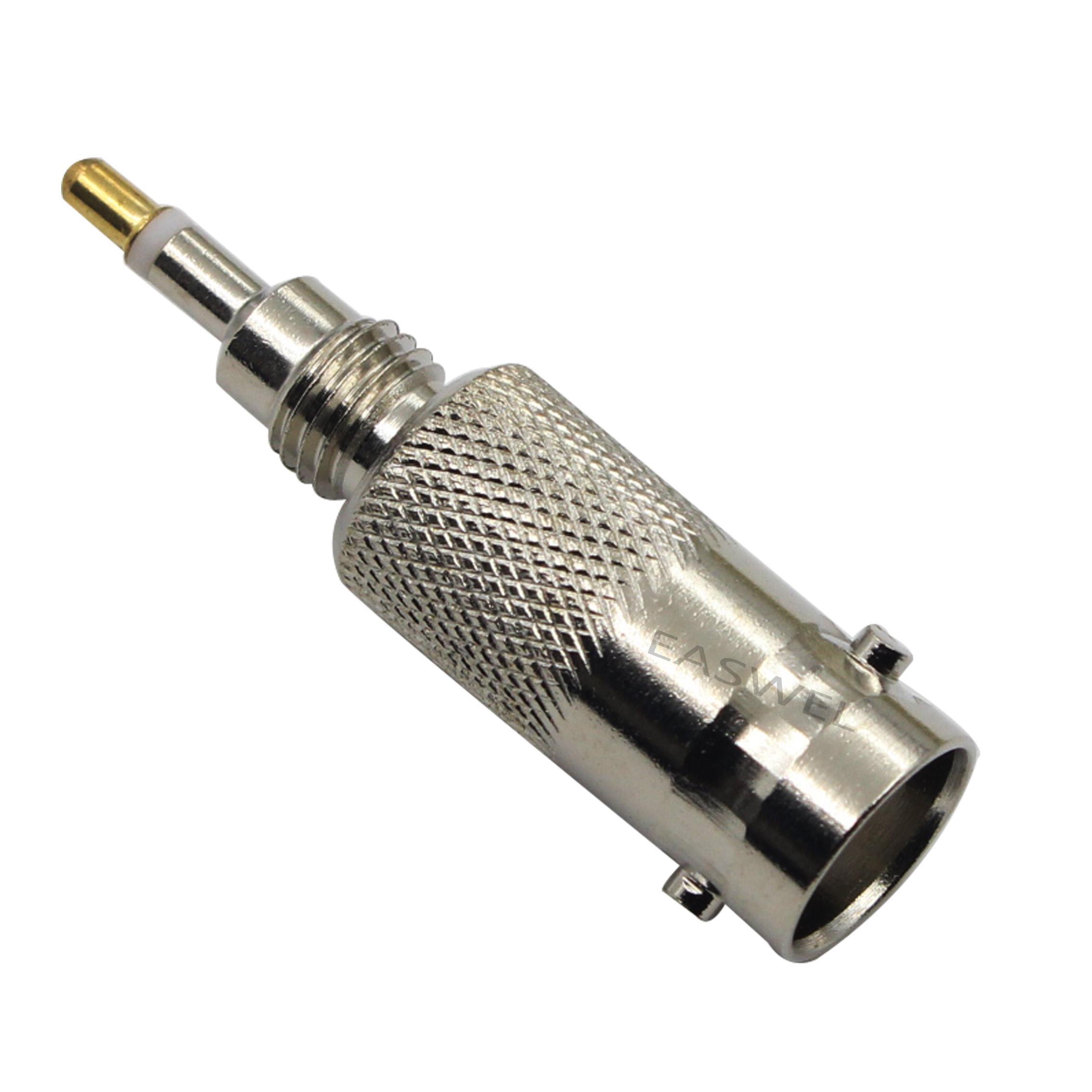 BNC Antenna Adapter for Motorola Radio GP300 HT750/1250 EX600 GP68