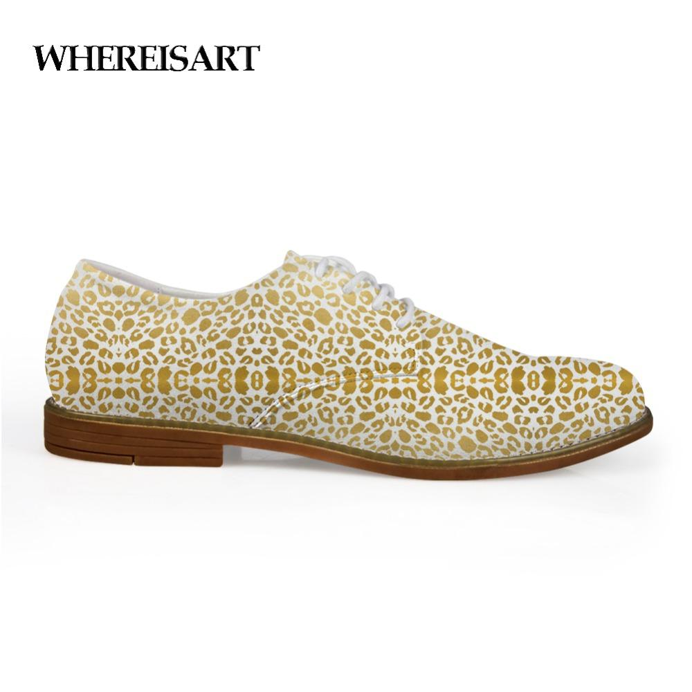 WHEREISART Mens Fashion Oxford Shoes Lace Up Dress Shoes Flats Footwear
