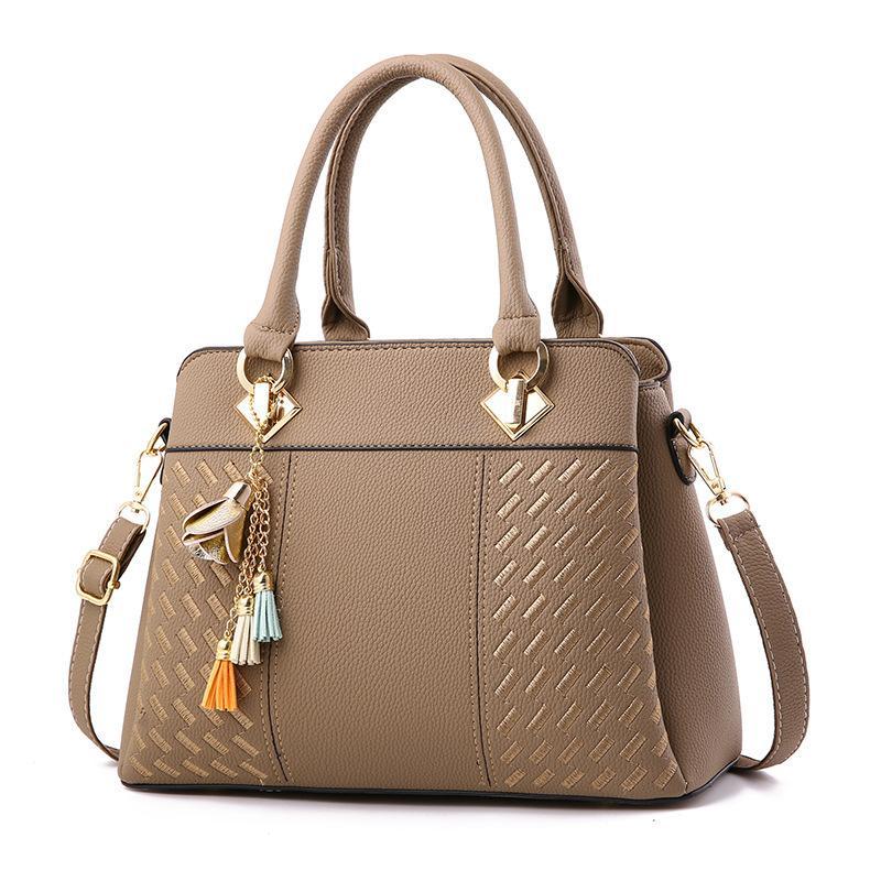 Duffle Crossbody Stil Yeni Çanta Çanta Kadın BRW Klasik Omuz Çantaları 2020 Çantalar Tasarımcı Çanta Çanta Kolye SJDHM ile