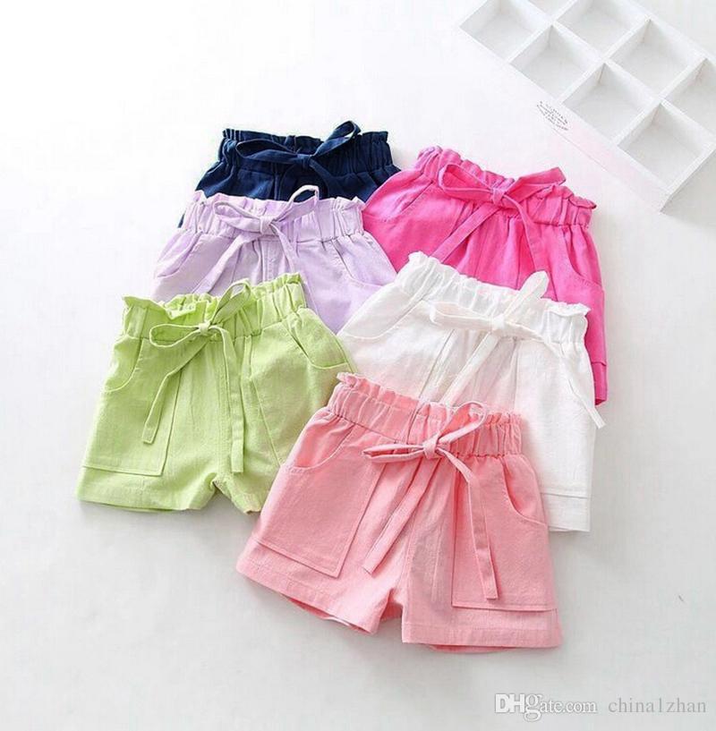 Short pants shorts children