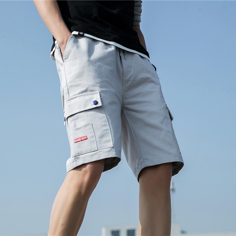 Pantalones cortos para hombre con bolsillos laterales Evoga