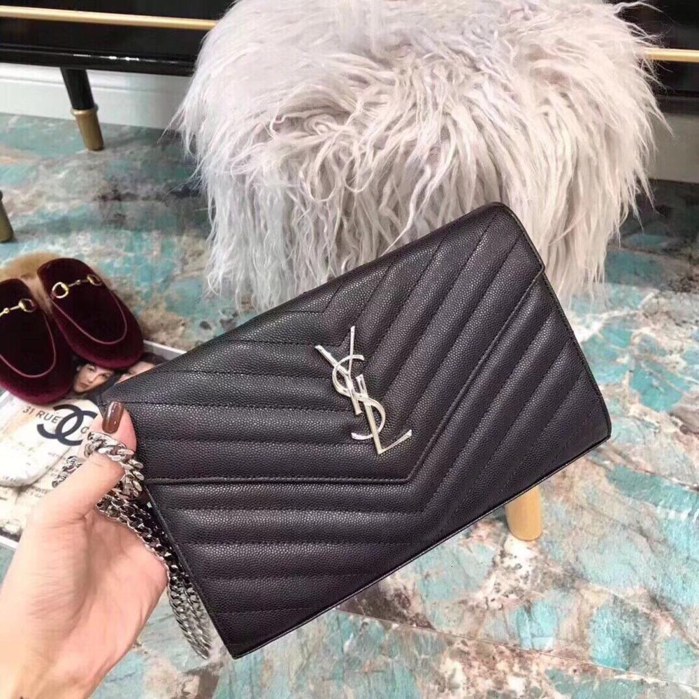 bolso de las mujeres de alta calidad tamaño del bolso del hombro 23 * 14cm exquisita caja de regalo WSJ013 # 120603 20200320