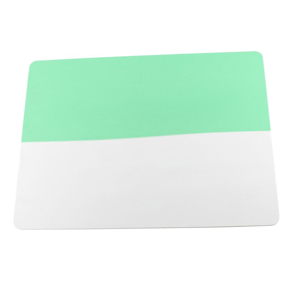 Silicone napperon, résistant à la chaleur, résistant à l'usure, anti-dérapant Tapis lavable Tableau - 16 x 12 pouces