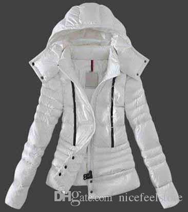 Nova marca por atacado jaqueta para as mulheres moda casaco outerwear roupas de colarinho pato senhora parka my007