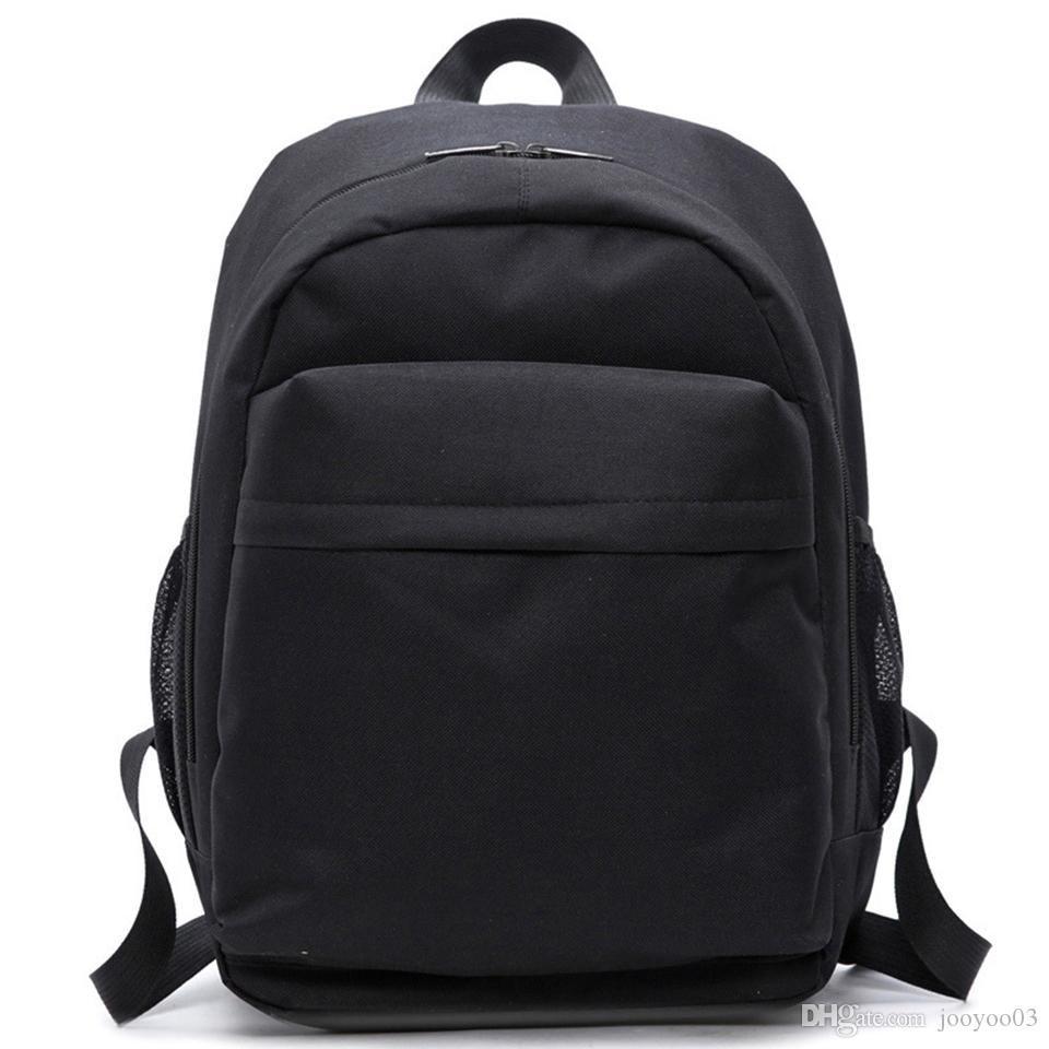 Casual Large Capacity Outdoor Sports Backpack Male Female Waterproof Wear Resistant Oxford Student School Bag Multi-function Travel Backpack
